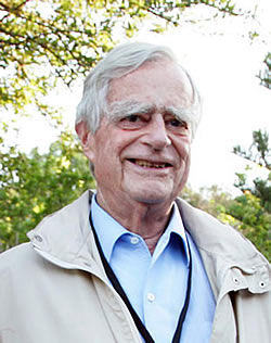 Luc Hoffmann, the true guardian of nature, will be missed in Greece