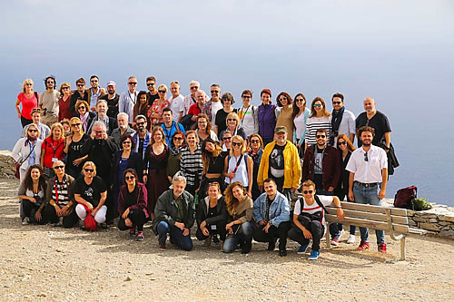 Environmental education through lifelong learning at Amorgos Yperia Convention