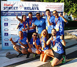ARCHELON participates successfully at Street Relays 2018 again this year!